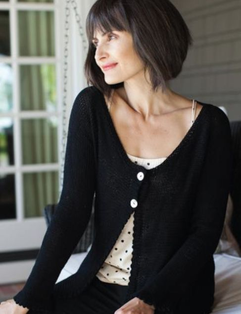 Knitting Patterns Easy Cardigan Free : Free Cardigan Knitting Pattern Knitting for Women ...