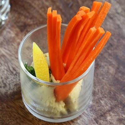 mediterranean hummus | delectable | Pinterest
