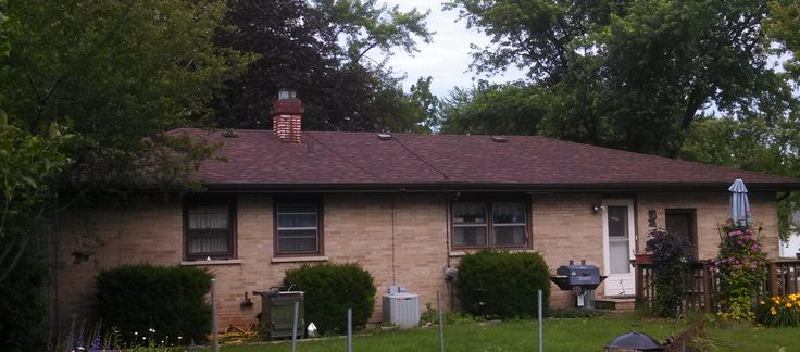 Best Owens Corning Oak Brownwood Shingles Roof Replacements 640 x 480