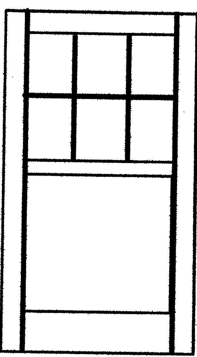 Diy wooden window screen frames for the home pinterest