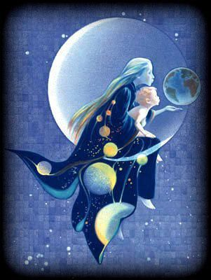THE MOON CHILD By Arlene Graston