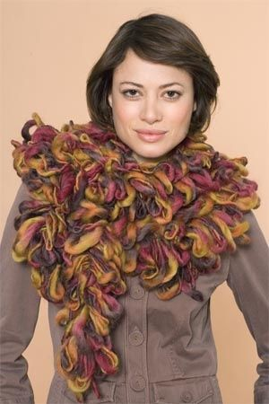 Crochet Patterns John Lewis : Crochet Pattern: Loopy Bolero Scarf WHOA! Seen these at John Lewis ...