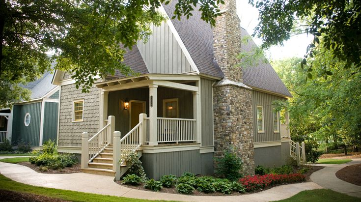 English Cottage Exterior Colors Outdoors Pinterest
