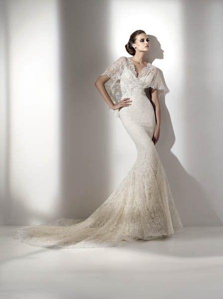 Modern Filipino Wedding Dresses : Looks like a modern filipiniana theme
