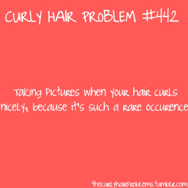Girls with curly hair quotes