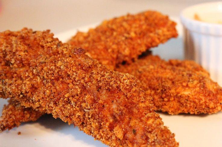 recipe Baked Chicken Tenders
