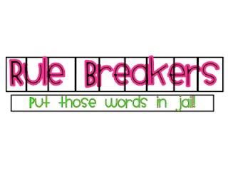 Word Rule Breakers!