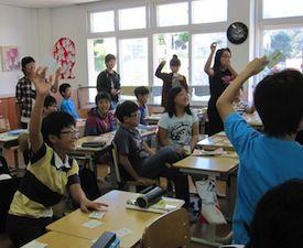 make money teaching english korea