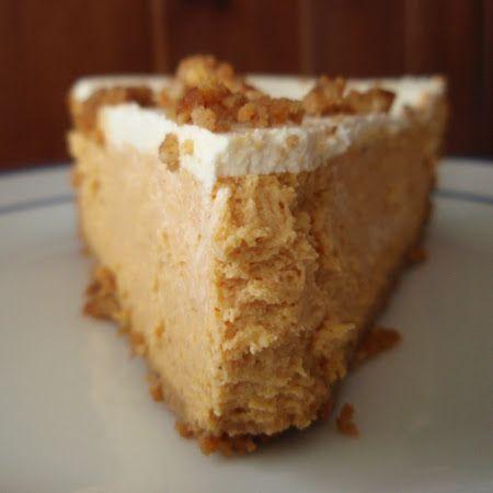Bourbon Pumpkin Cheesecake | Fall | Pinterest