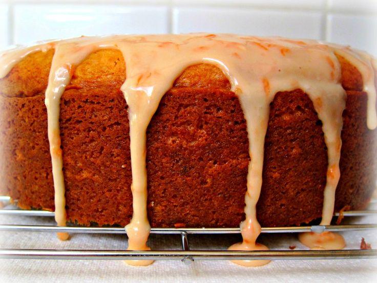 Grapefruit pound cake | Marisa's Spring/Summer Food | Pinterest