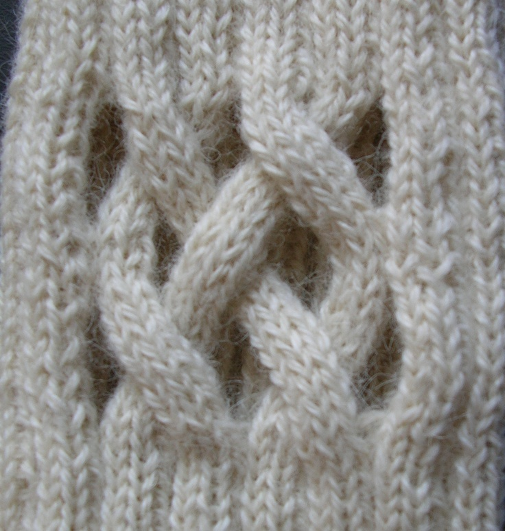 Patterns For Knitted Baby Sweaters : open cable Knitting patterns Pinterest