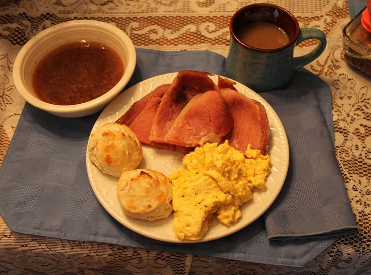Country Ham and Red-Eye Gravy | Recipe