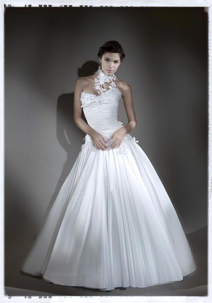 Robe de mariée à Lyon - nicolas fafiotte wedding gown