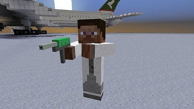 Скачать пакки для flans-mod для minecraft 1.6.4