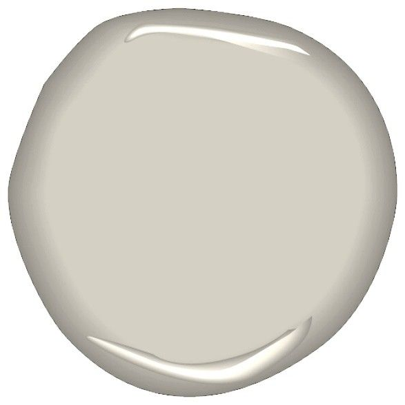 Benjamin Moore Sea Salt--for the living room