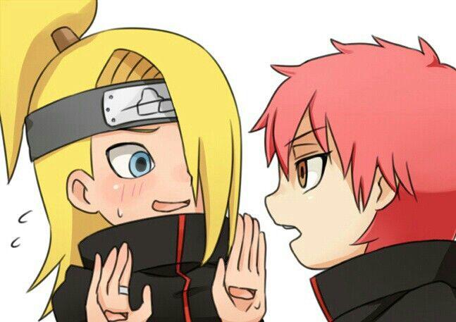 Deidara Naruto Chibi
