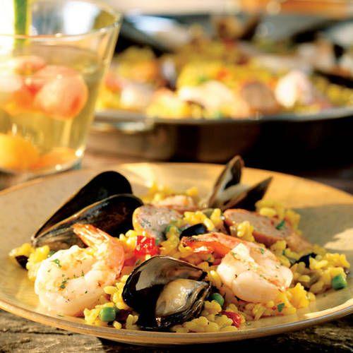 Paella | Recipes | Pinterest