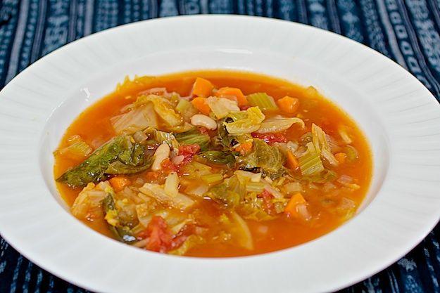 Autumn Vegetable Soup in your succah! | Succas ideas | Pinterest