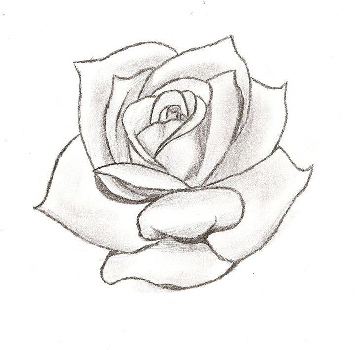 Cake Stencil Designs Free : Rose Tattoo Stencil Designs Tattoo Stencils Pinterest