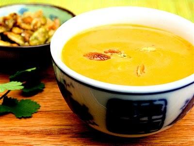 thai pumpkin soup   pumpkin   Pinterest