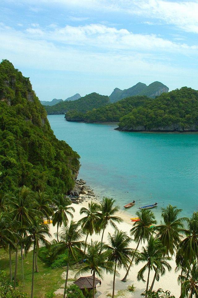 Mu Ko Ang Thong National Park Thailand Wanderlust