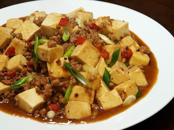 Mapo Tofu   Food   Pinterest