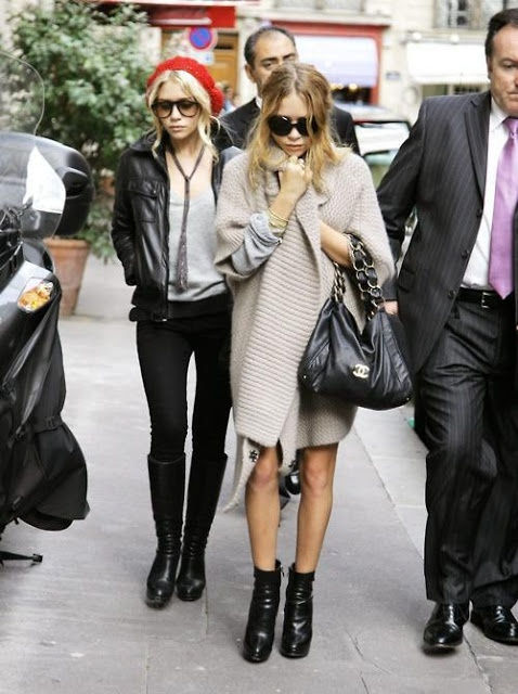 Rock N Roll Fairytale: Style crush - Mary Kate and Ashley Olsen