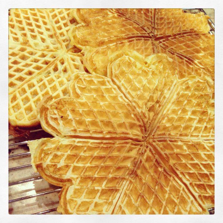 Norwegian waffles! | Norwegian Stuff | Pinterest