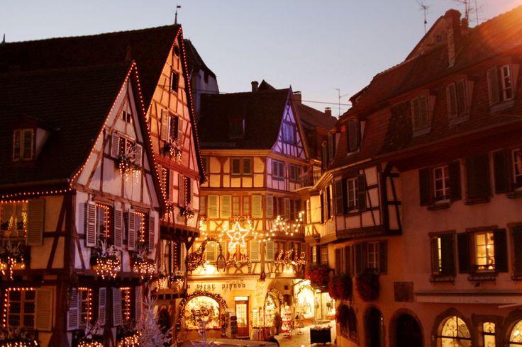 Freiburg Germany Christmas Market 1 Holiday Passage