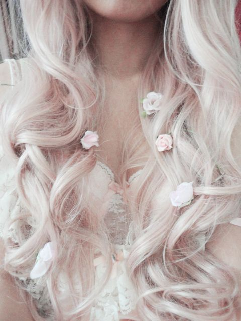 Blondilocks ~ inspired by Batiste Light & Blonde Dry Shampoo
