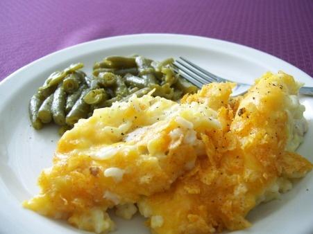 Crunchy Chicken Casserole | Food | Pinterest