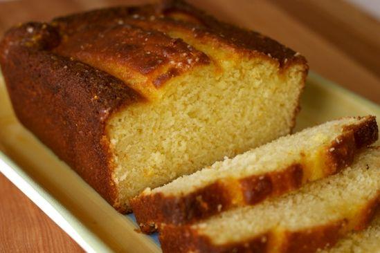 orange yogurt bread | Food | Pinterest