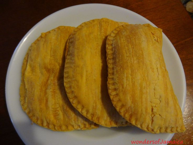 Jamaican Patties | Eat, Drink and be Merry | Pinterest
