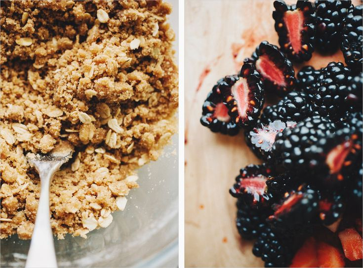 Buttermilk Berry Crumb Cake from Sprouted Kitchen (scroll all the way ...