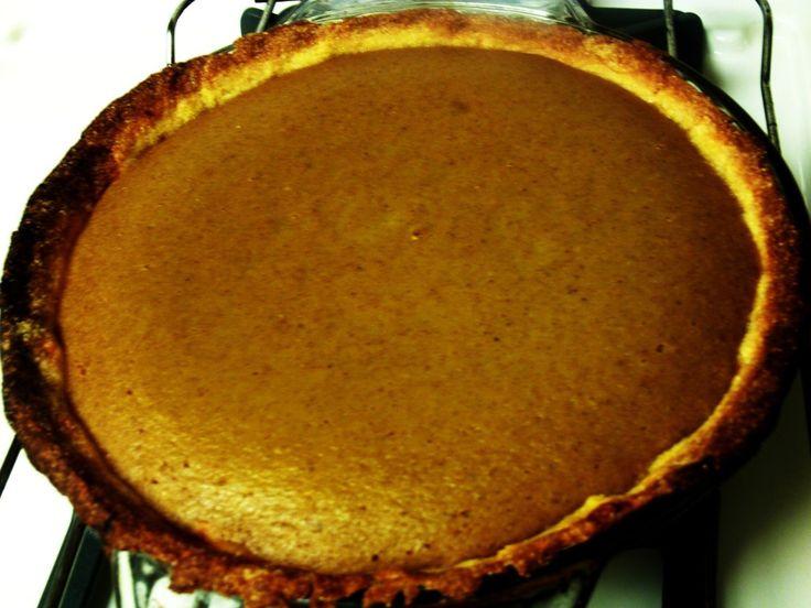 The Applesauce/Acorn Squash Pie | Food | Pinterest