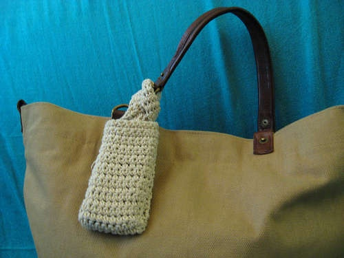 Crocheting Gadgets : Sling for ipod! Crochet Gadget Covers Pinterest
