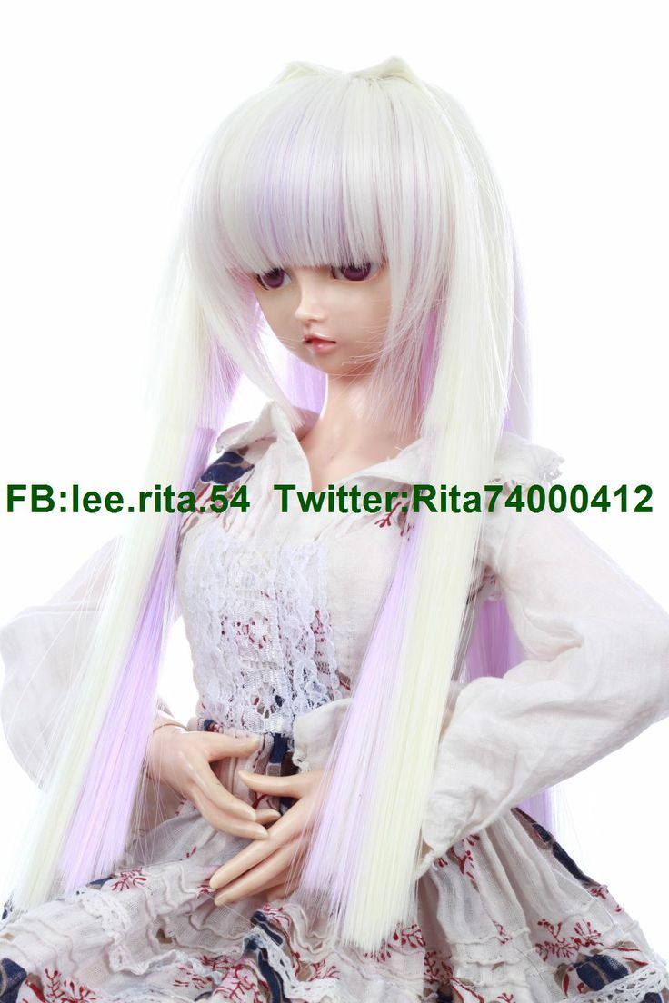 Global Doll Wigs 14