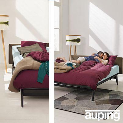 pin by auping deutschland on bett original pinterest. Black Bedroom Furniture Sets. Home Design Ideas