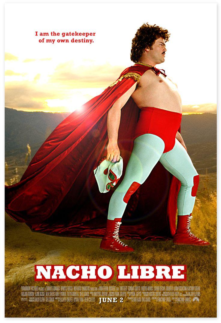 nacho libre 2006 jared hess me myself amp my movies