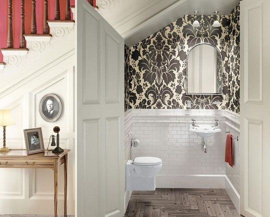 Traditional Small Bathroom Design Inspirational