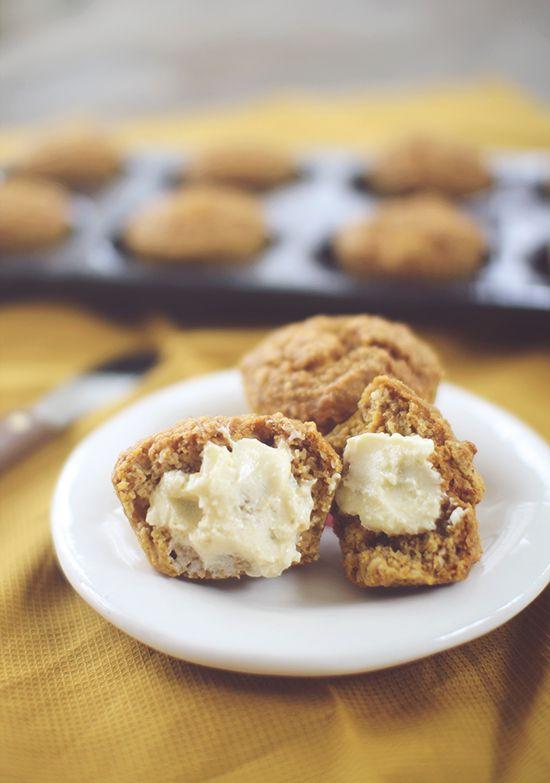 Pumpkin Cornbread Muffins | Pumpkin for Breakfast | Pinterest