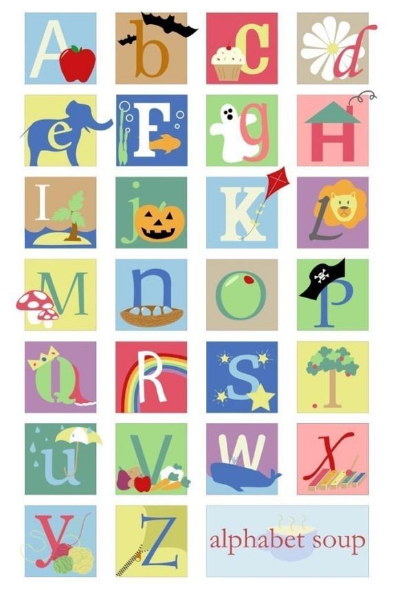 alphabet soup | Alphabet Soup | Pinterest