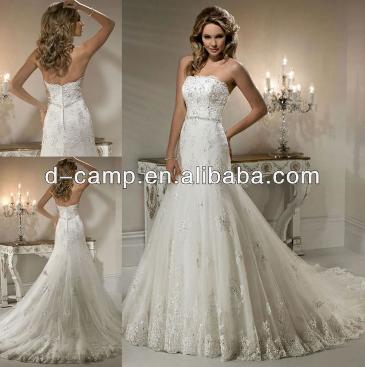 Lace sparkly wedding dress meilin 39 s wedding pinterest for Sparkly beach wedding dresses