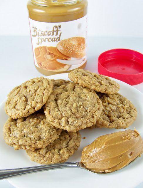 Biscoff Oatmeal Cookies | Foodie Things! | Pinterest