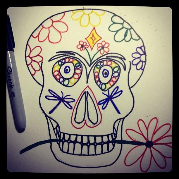 #Skull #Madpiclab akaMathChick