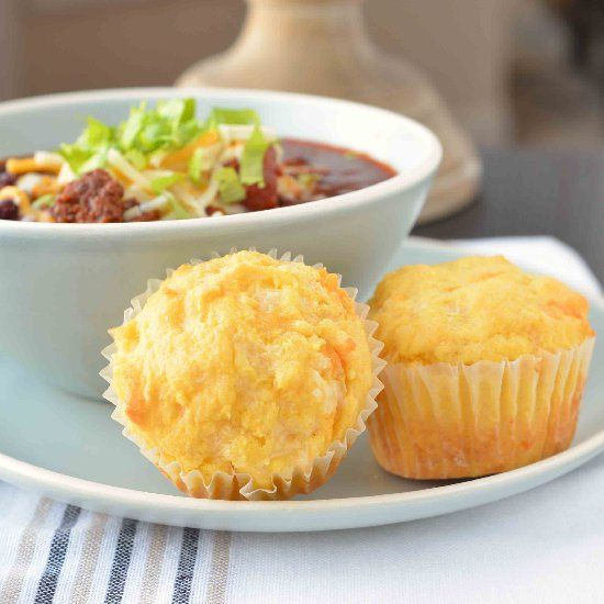 Corniest corn muffins: a sweet and savory muffin for anytime of the ...