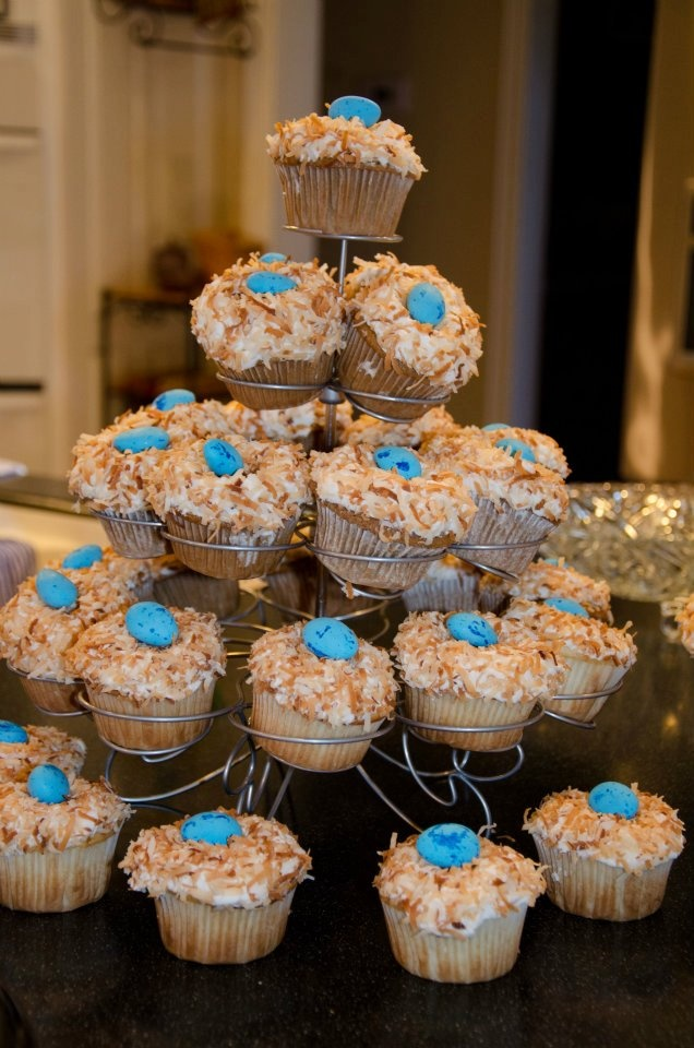 Baby Shower Cupcakes For the Boys Pinterest