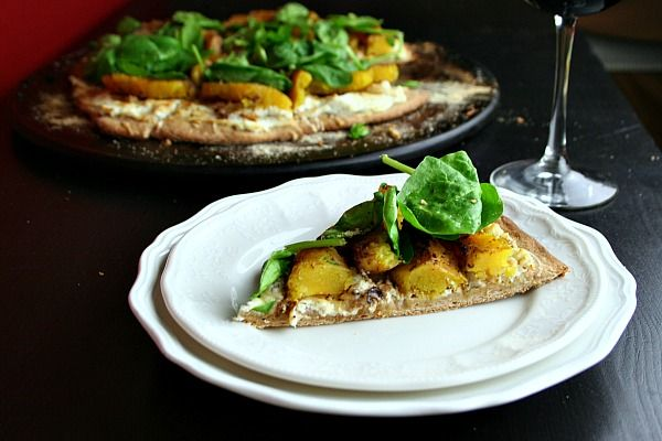 Roasted Acorn Squash Pizza with Ricotta and Parmesan from blog ...