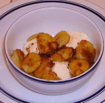 Cheater s Bananas Foster from Food.com: Wow this was a great end to ...