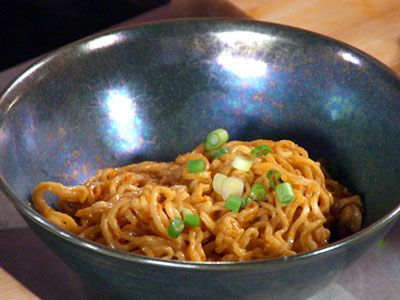 Ramen Noodle Upgrade - Martha Stewart Recipes